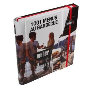 Weber 1001 menu BBQ français 309635