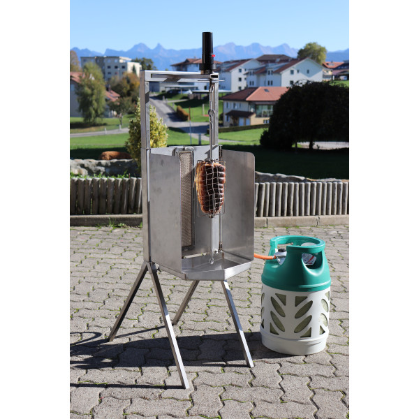 Broche à gaz 1 viande Grill Creation 10051