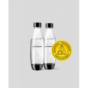 Duopack Fuse-Literflaschen Sodastream 2x 1L schwarz 1011411411