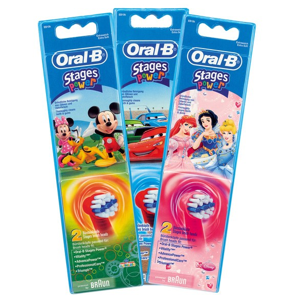 Braun Oral-B Stages Power