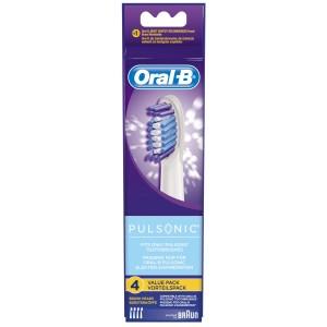 Braun Oral-B Aufsteckbürsten Pulsonic
