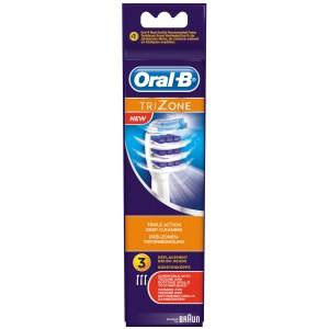 Aufsteckbürsten Braun Oral-B TriZone