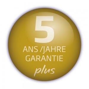 5-Jahres-Garantieverlängerung