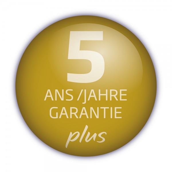 Prolongation de garantie à 5 ans