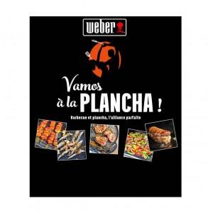 """Weber Livre de recettes """"Vamos à la plancha""""75622 (français)"""