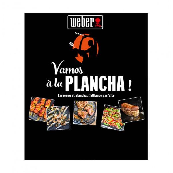 Weber's Vamos à la plancha 75622 (Französisch)