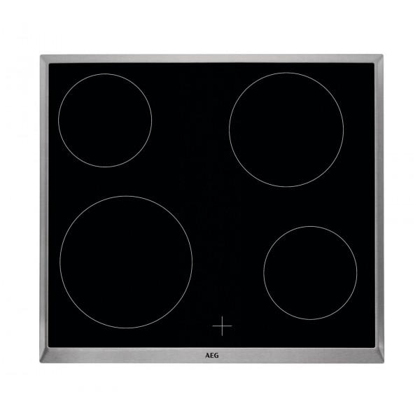 Plan de cuisson vitrocéramique AEG KFA58HM