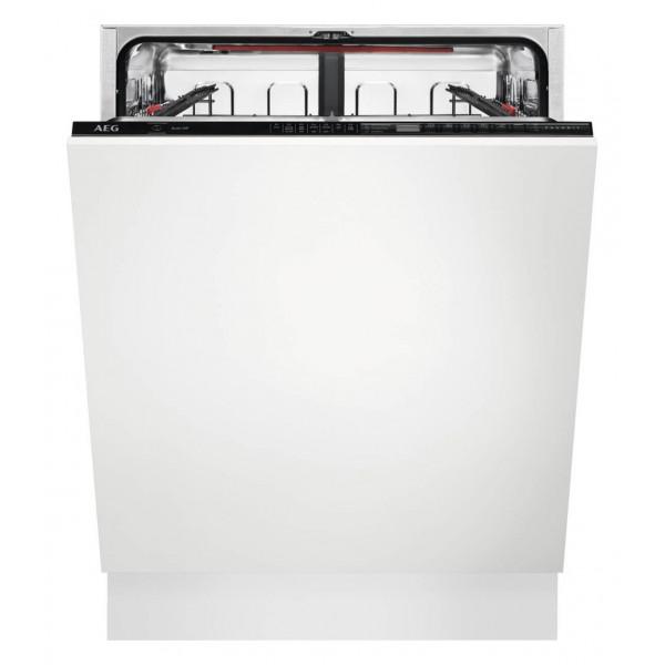 Lave-vaisselle totalement intégré AEG Favorit GS60AV