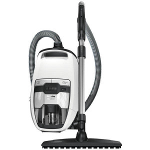 Aspirateur Miele Blizzard CX1 Parquet PowerLine blanc