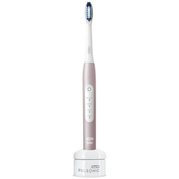 Brosse à dents Braun Oral-B Pulsonic Slim Luxe 4000 Rosegold