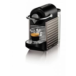 Nespresso Krups Pixie XN304T Titan