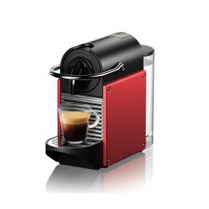 Nespresso Delonghi Pixie EN124.R Carmine Red