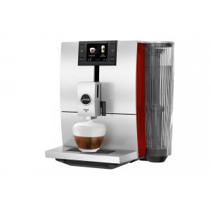 Kaffeeautomat Jura ENA 8 Sunset Red 15254