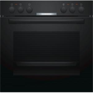 Cuisinière Bosch HEA510BA0C noire