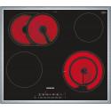 Plan de cuisson vitrocéramique Siemens ET645FNP1C inox