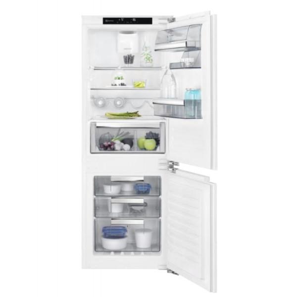 Integrierbarer Kühlschrank Electrolux IK275BNL Bandung links