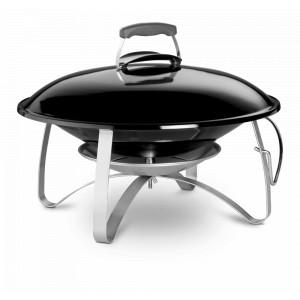 Holzkohlegrill Weber Fireplace Black 2750