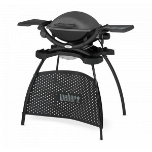 Elektrogrill Weber Q 1400 Dark Grey 52020094