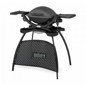 Gril électrique Weber Q 1400 Stand Dark Grey 52020894