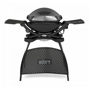 Gril électrique Weber Q 2400 Stand Dark Grey 55020894