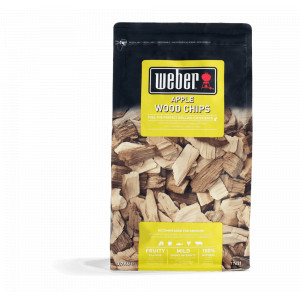 Copeaux de fumaison Apple wood Weber 17621 - 700 g
