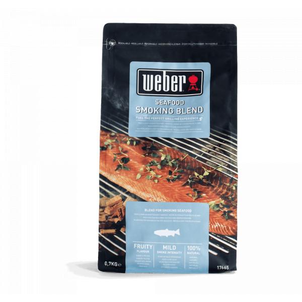 Räucherchips Seafood Weber 17665 - 700 g