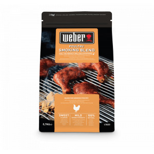 Copeaux de fumaison poulet Weber 17833 - 700 g