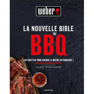 Weber Livre Nouvelle Bible du Barbecue 17879