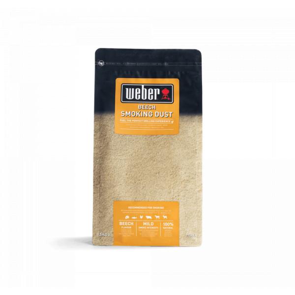Sciure pour fumage hêtre Weber 17614 - 500 g