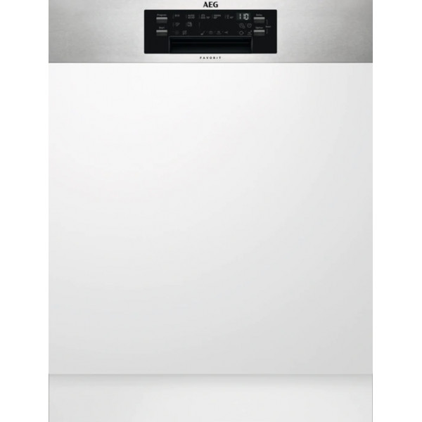 Lave-vaisselle à intégrer AEG Favorit GS60AI m inox