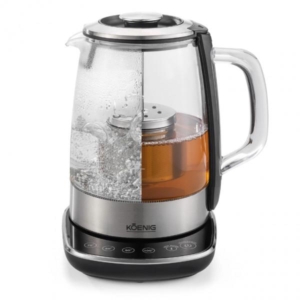 Teekocher und wasserkocher Koenig B02118 - 1,5 l