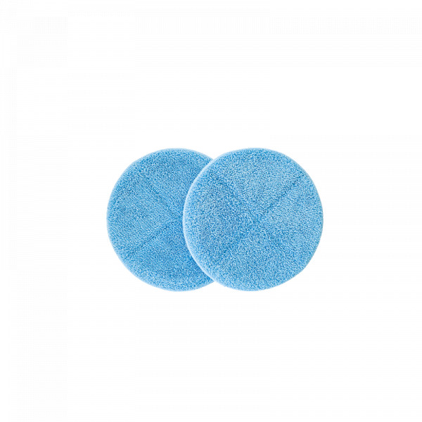 Oooway Ooobot Sols Pro - Microfibres 2 pces - vert/bleu