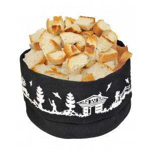 Corbeille à pain Alpes 100% coton 97 002 028