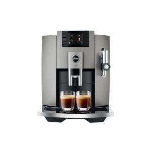 JURA Kaffeeautomat E8 Dark Inox (SB)