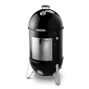 Holzkohlegrill Weber Smokey Mountain Cooker 47 cm Black 721004