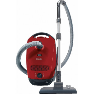 Aspirateur Miele Classic C1 easy red PowerLine rouge SBAF3 10672370