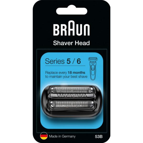 Tête de rechange Braun KP 53B - Series 5