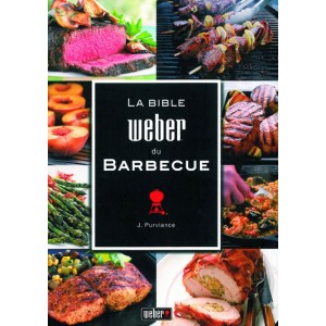 Weber Bible du Barbecue 585172 (français)