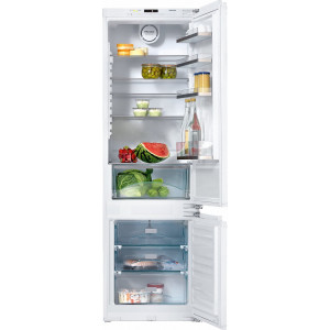 Vollintegrierbar-Kühlschrank Miele KF 37532-55 iD mit Festtürmontage
