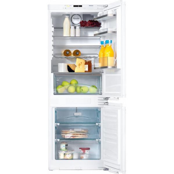 Vollintegrierbar-Kühlschrank Miele KF 35532-55 iD mit Festtürmontage