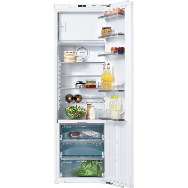 Vollintegrierbar-Kühlschrank Miele K 37582-55 iDF mit Festtürmontage