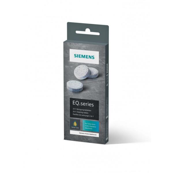 Entkalkungstabletten Siemens TZ80001A