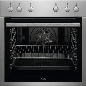 Cuisinière à encastrer AEG EHB métal