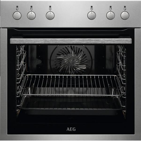Einbau-Kochherd AEG EHB Metall
