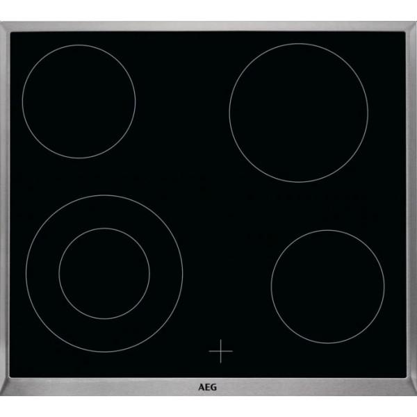 Plan de cuisson vitrocéramique AEG KFA58HPM