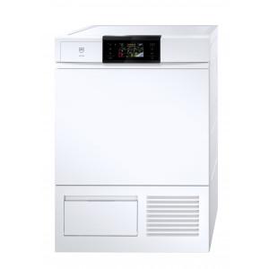 Sèche-linge à pompe à chaleur Zug CombiAdoraSéchage V4000 DualDry, charnières à droite - 1201400014