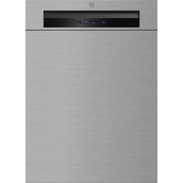 Lave-vaisselle Zug AdoraVaisselle V2000 55 intégré, nero - 4109100004