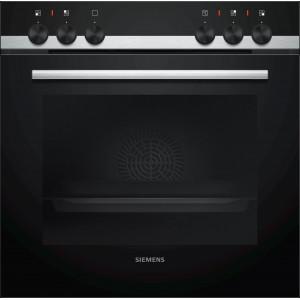 Cuisinière à encastrer Siemens HE510ABR2 noir