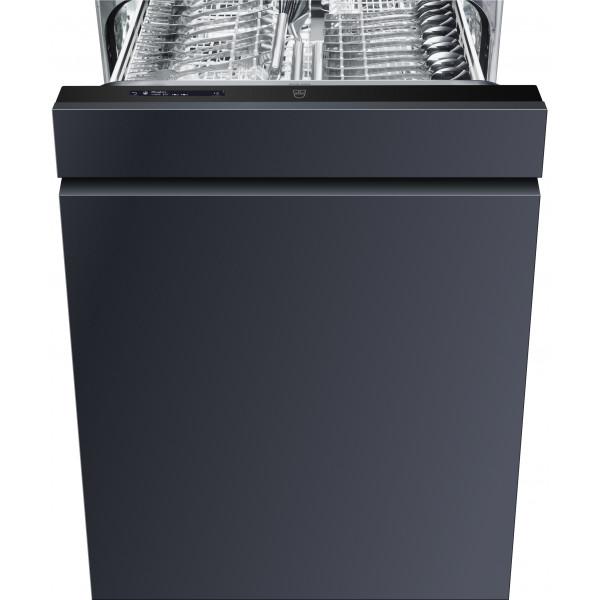 Lave-vaisselle Zug AdoraVaisselle V6000 grand volume, avec OptiLift, entièrement intégrable, jeu de glissières - 4112500002