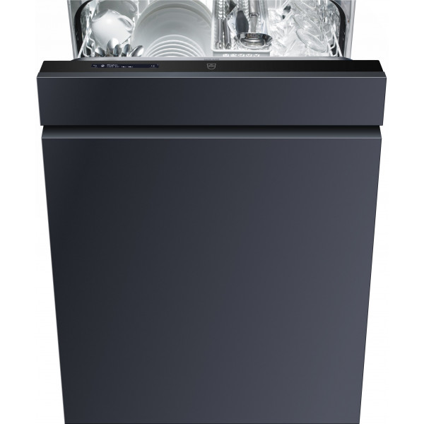 Lave-vaisselle Zug AdoraVaisselle V6000 standard, entièrement intégrable - 4111800001